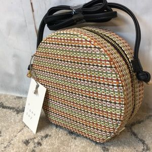 NWT a new day multicolored Crossbody